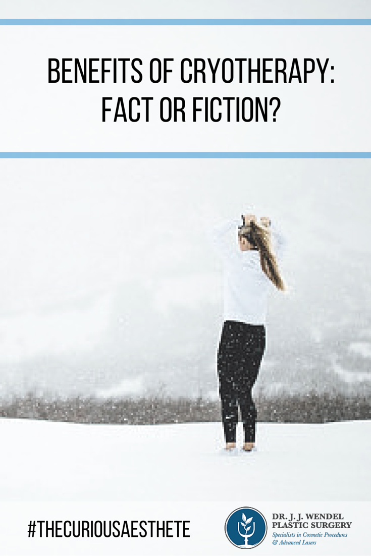 Cryotherapy Benefits: Fact or Science-Fiction? | Cryo