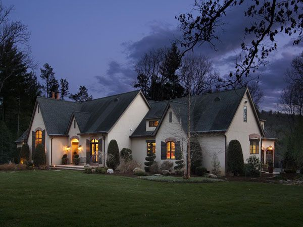 Pin By Pixy On Asheville Home French Country House Building A House House Exterior