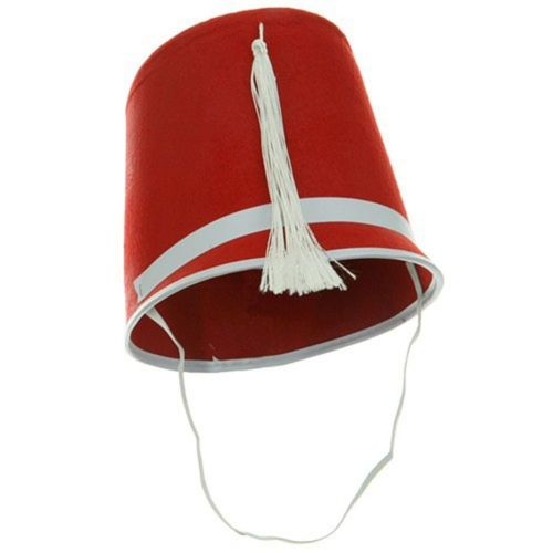 Toy Soldier Hat Wooden Nutcracker Costume Drum Major Teen To Adult Size