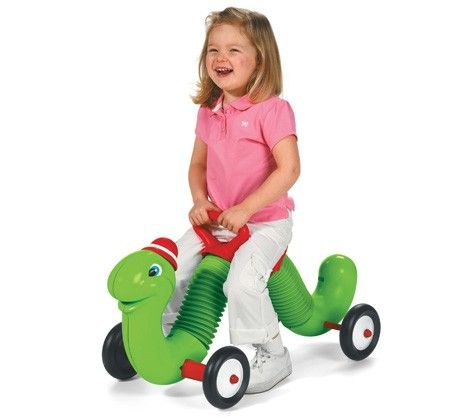 "Radio Flyer ""The Inchworm"" - Retail Price:  $54.99 - Yard Sale Price:  $5.00"