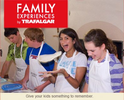 Family Experiences With Trafalgar Tours Fun Itineraries In The Usa Canada Europe And Costa Rica