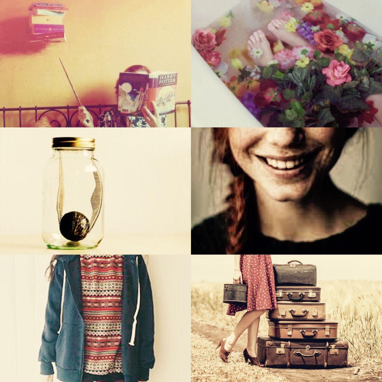 Modern Harry Potter Aesthetics Ginny Weasley 2 2 Anything S