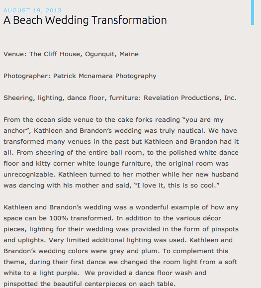 You can't go wrong with a beach wedding on the water! Anchors away!