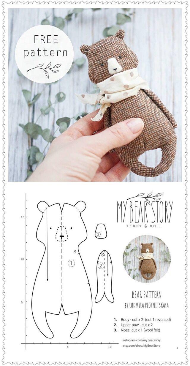 #bearplushtoy