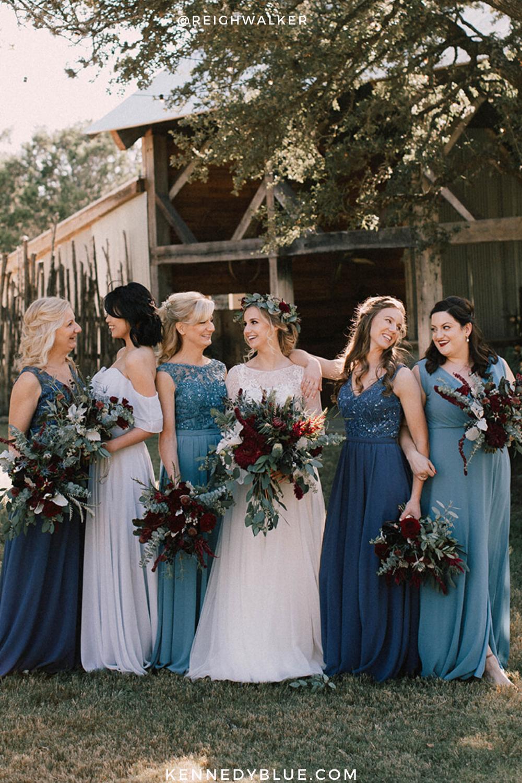 Mix Match Bridesmaid Dress Inspiration Slate Blue Bridesmaid Dresses Mismatched Bridesmaid Dresses Blue Mix Match Bridesmaids Dresses [ 1500 x 1000 Pixel ]