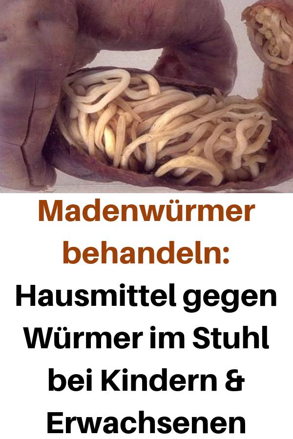 Madenwürmer Behandeln Hausmittel Gegen Würmer Im Stuhl