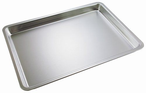 Airbake By Wearever Natural 15 1 2 By 10 1 2 Inch Shallow Baking Pan Jelly Roll Baking Pans 10 Things Kitchen Bakeware