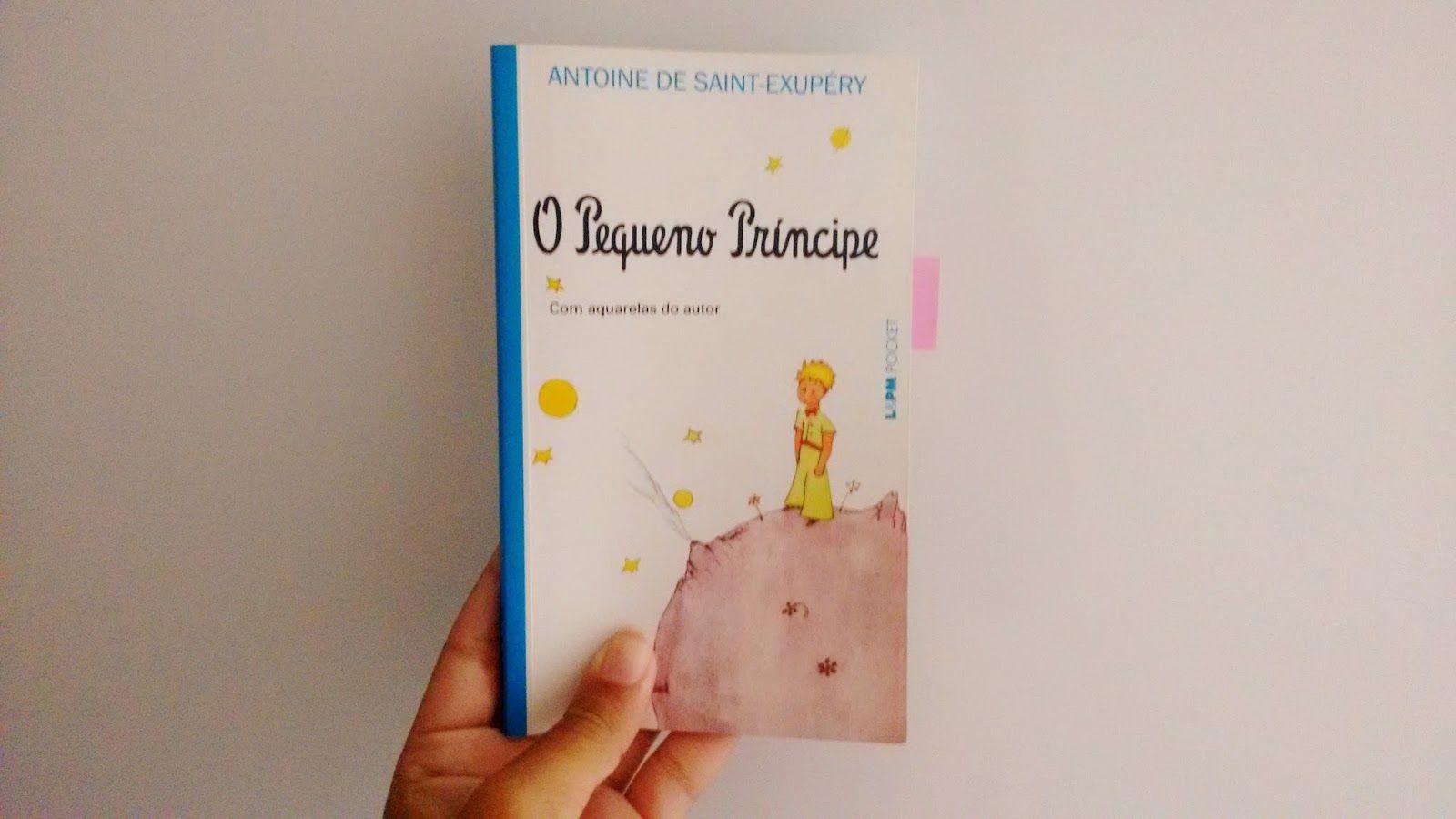 Fala Maya!: O pequeno príncipe - Antonie De Saint-Exupéry