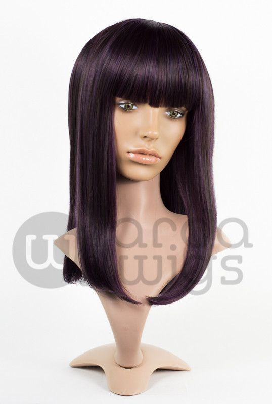 Natasha wig from Arda. In a dark copper red. Will cut and style.