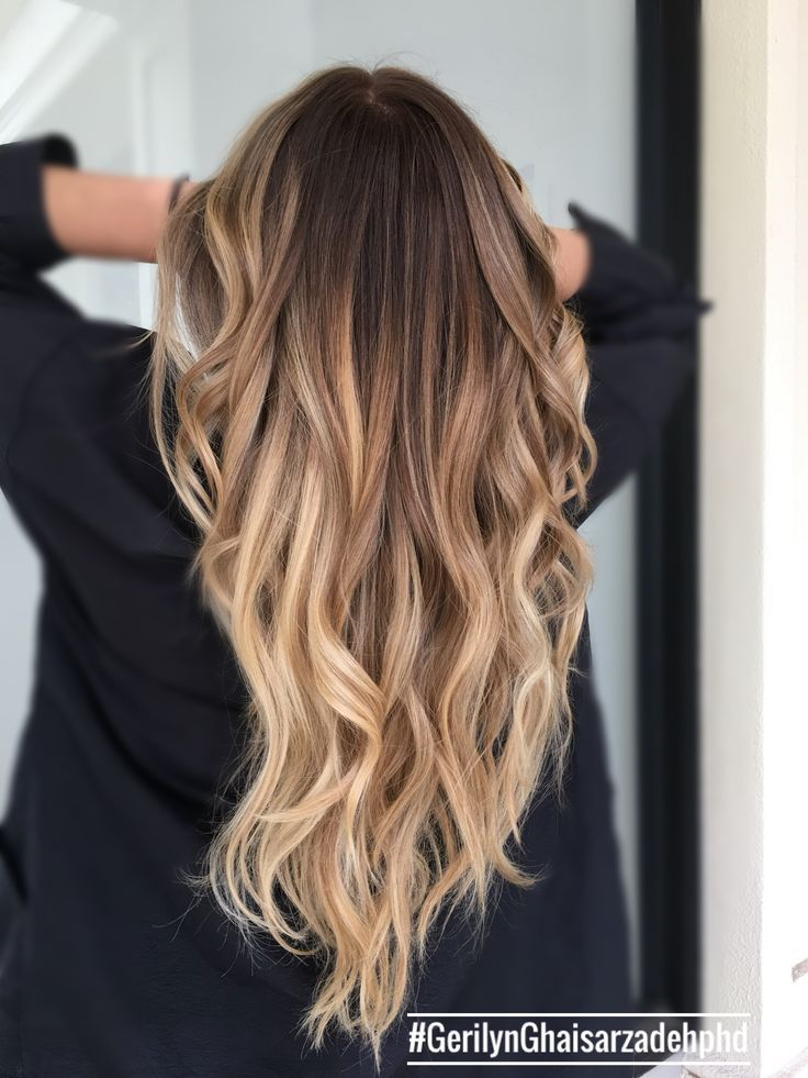 33+ balayage and ombre hair #ombrehair