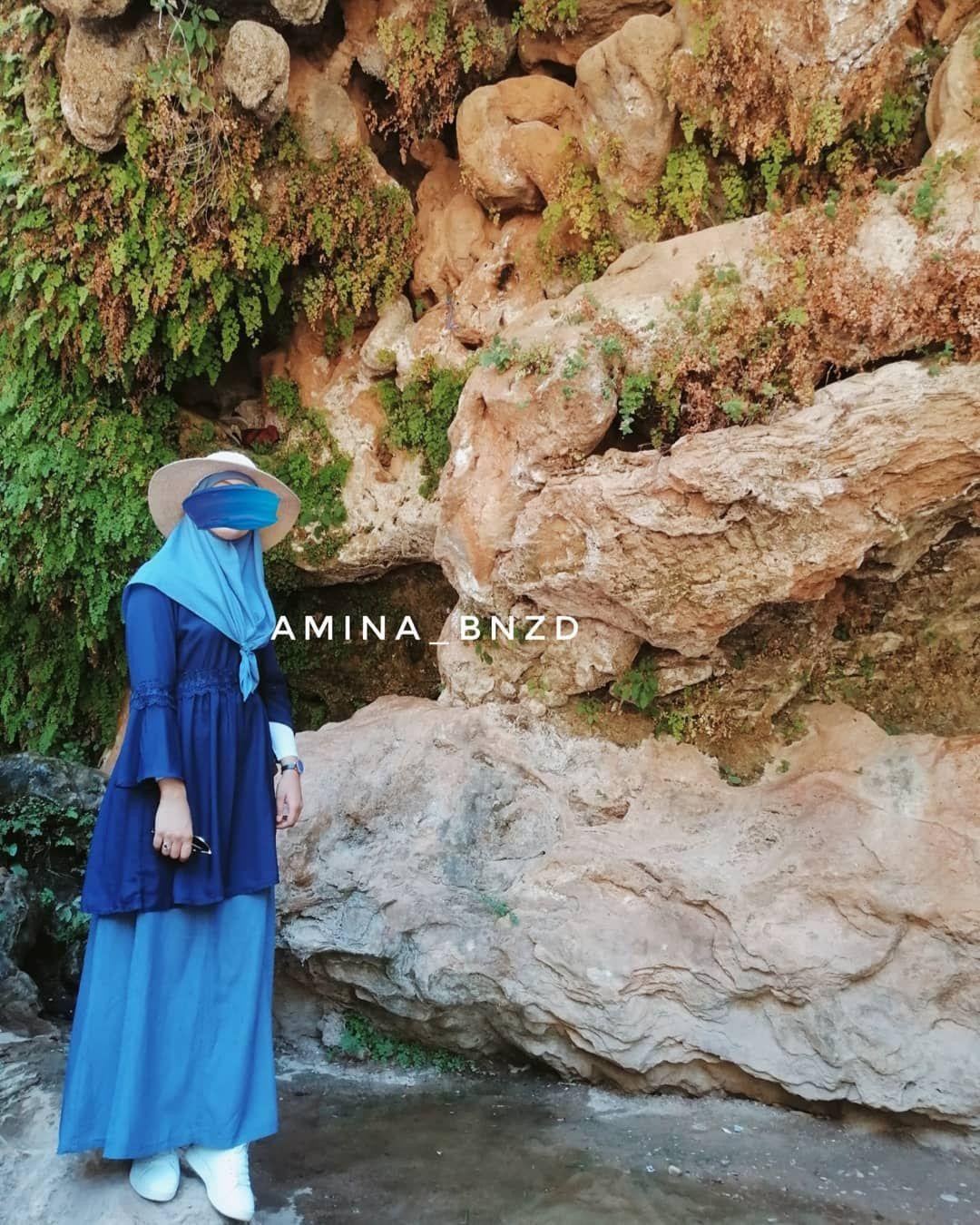 44 Likes 1 Comments 𝕬𝖒𝖎𝖓𝖆 أ مين ة Amina Bnzd On Instagram وكل ح سن يلتمس النظرة الحية التي تراه جميل ا لتعطيه معناه مصطف Fashion Hijab