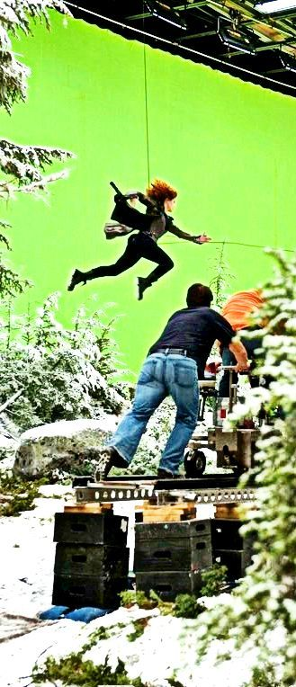 Fight Scenes Are Like Learning A Dance You Learn It Move: Behind The Scenes Of Fight Scene In Eclipse