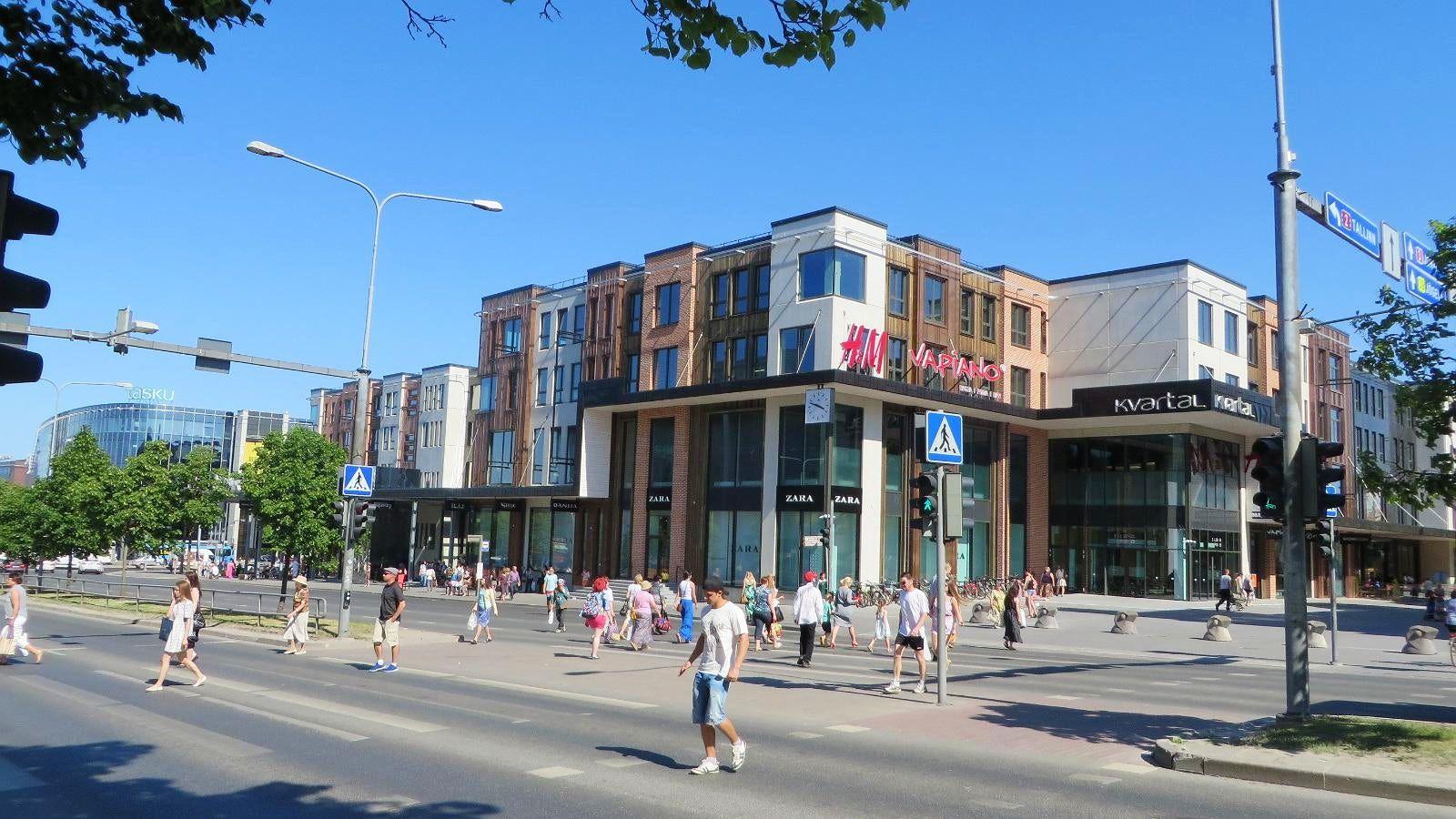 Visit Kvartal Tartu Tartu Visiting Street View