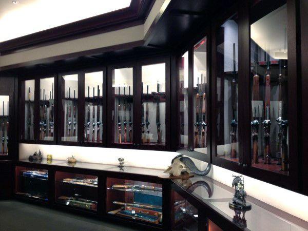 Man Cave Guns : Man cave room with guns awesome gun rooms