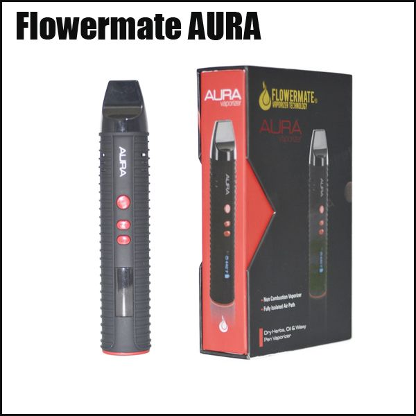 ... Flowermate V5.0S MINI Dry Herb Vaporizer - Full set