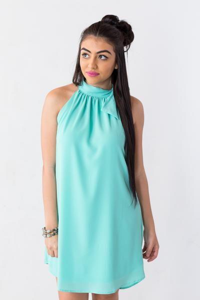 Stevenson Dress in Mint | $42