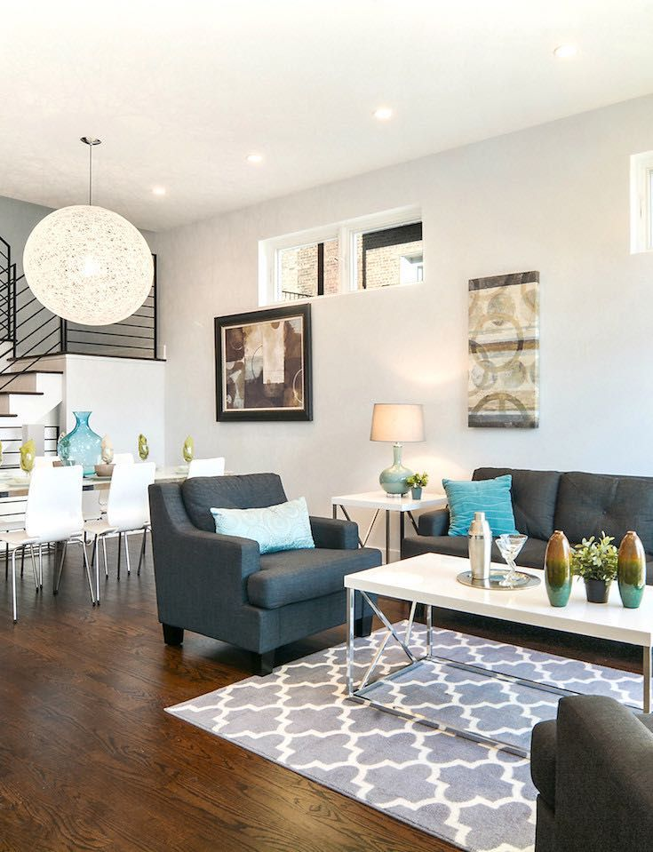 How House Staging Can Help You Sell Your Home Living Room Design
