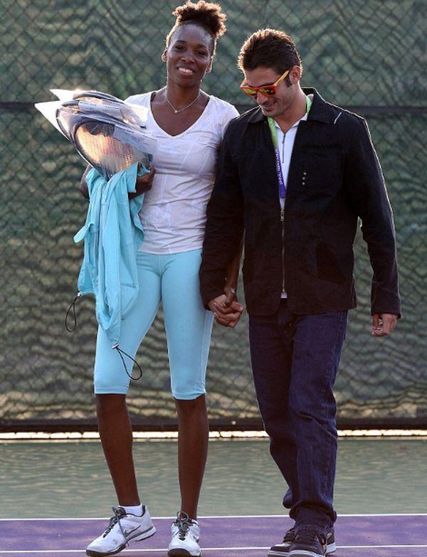 Venus Williams Freund