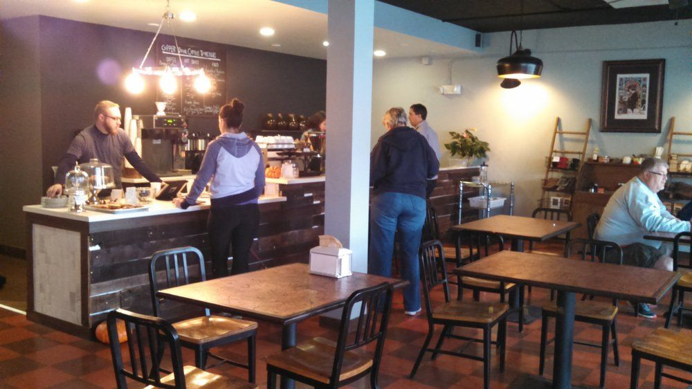 Copper Door Coffee Roasters Denver Co United States Seating