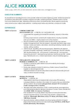 17 Best images about Copywriting Resumes on Pinterest | Cover ...
