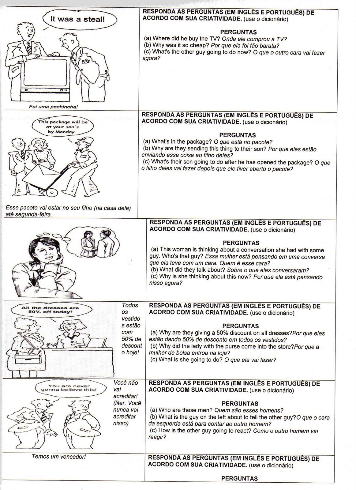 traduçao de coursework