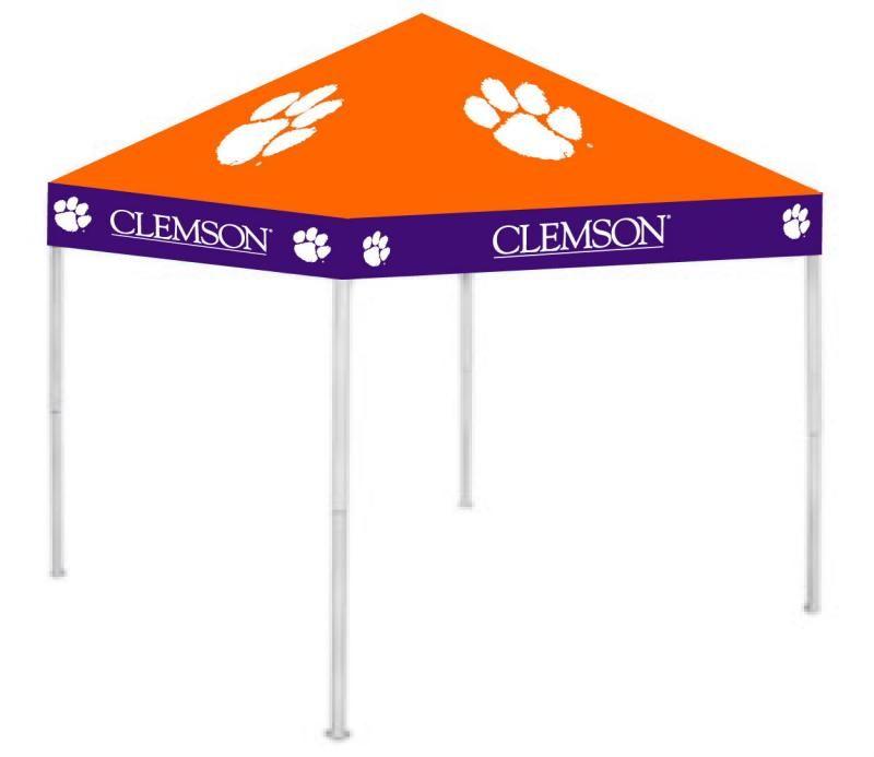 Clemson Tigers NCAA 9u0027 x 9u0027 Ultimate Tailgate Pop-Up Canopy Tent  sc 1 st  Pinterest & Clemson Tigers NCAA 9u0027 x 9u0027 Ultimate Tailgate Pop-Up Canopy Tent ...