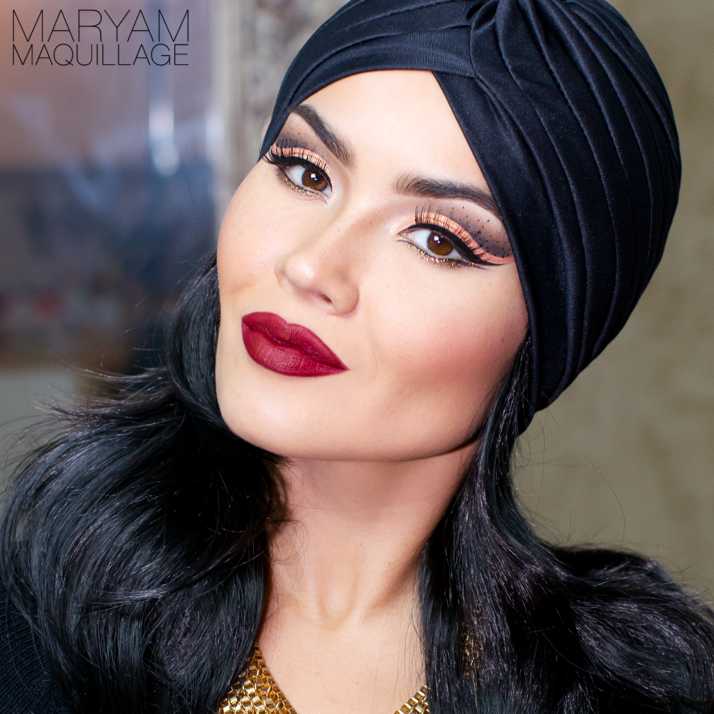 maryam maquillage easy halloween makeup the fortune teller night look halloween make up. Black Bedroom Furniture Sets. Home Design Ideas