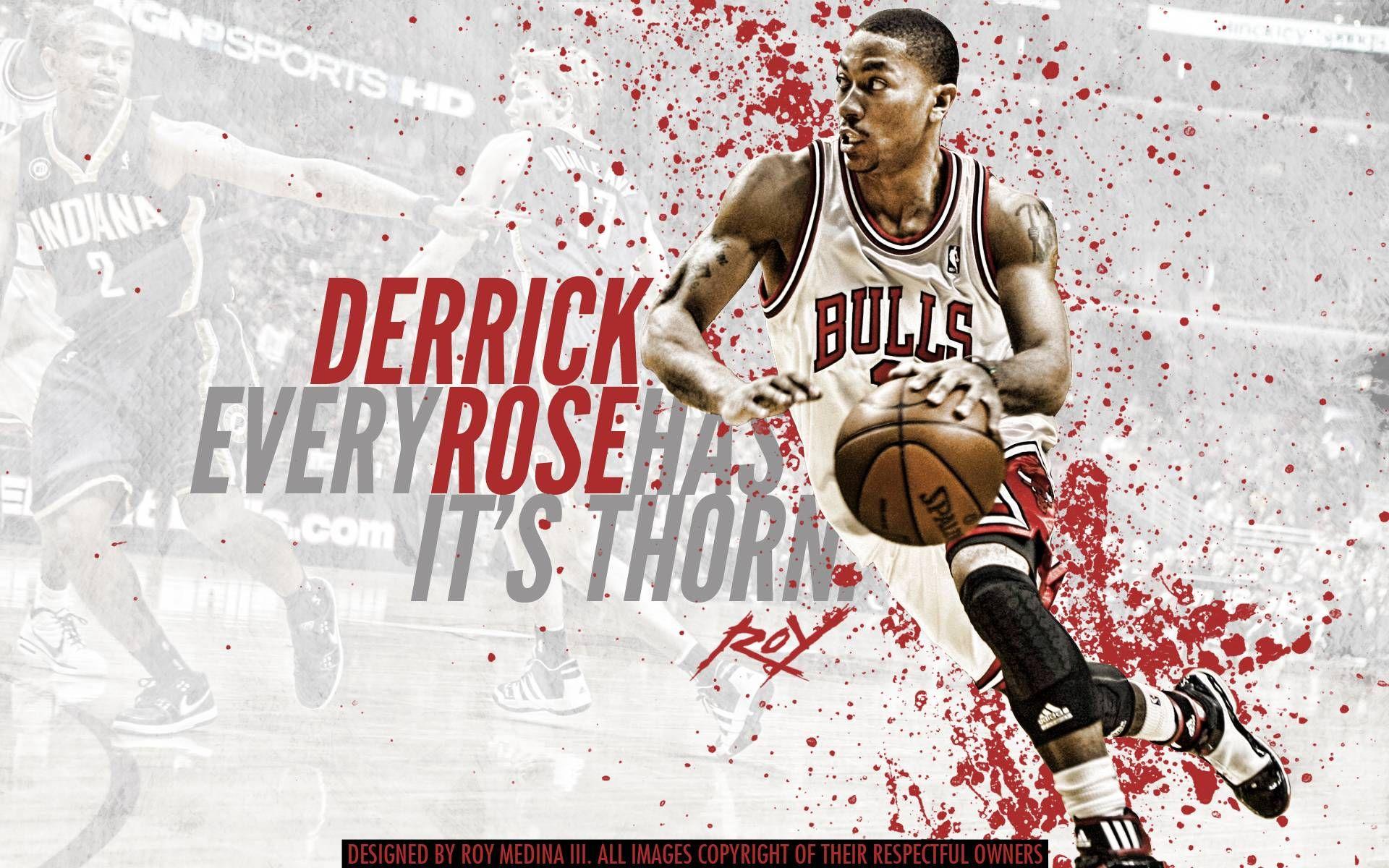 Derrick Rose Jersey Wallpaper 1920x1080 56 Wallpapers