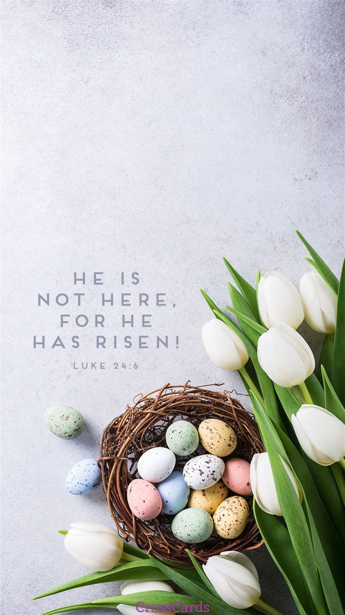 He Has Risen Mobile Phone Wallpaper In 2019 Easter