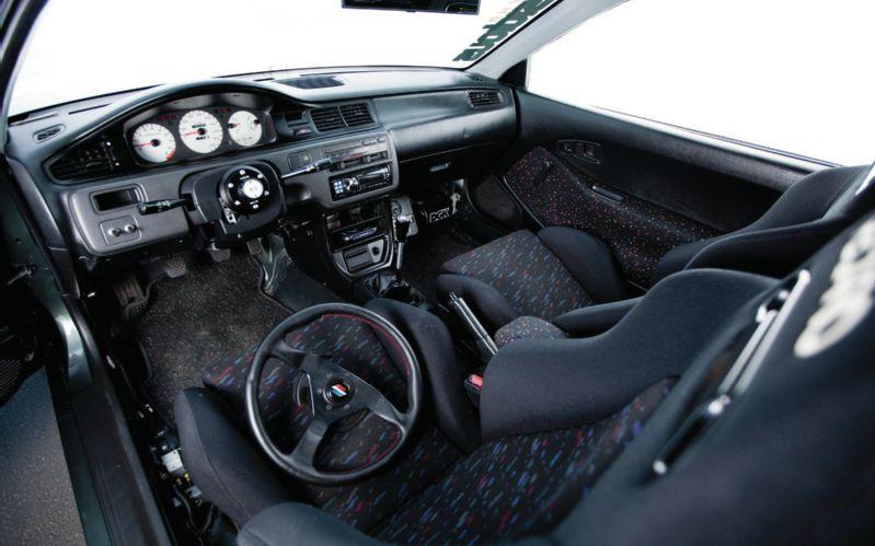 1994 Honda Civic Recaro Lemans Seats Photo 12 Honda Civic Honda Civic Coupe Honda Civic Hatchback