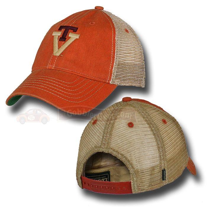 VA Tech Legacy OFA Trucker Hat  486874ecf4cb