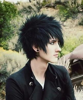 short hair emo styles guys hair search clothes hair and makeup 8996 | ff10f411a46377ee48276155de84d214