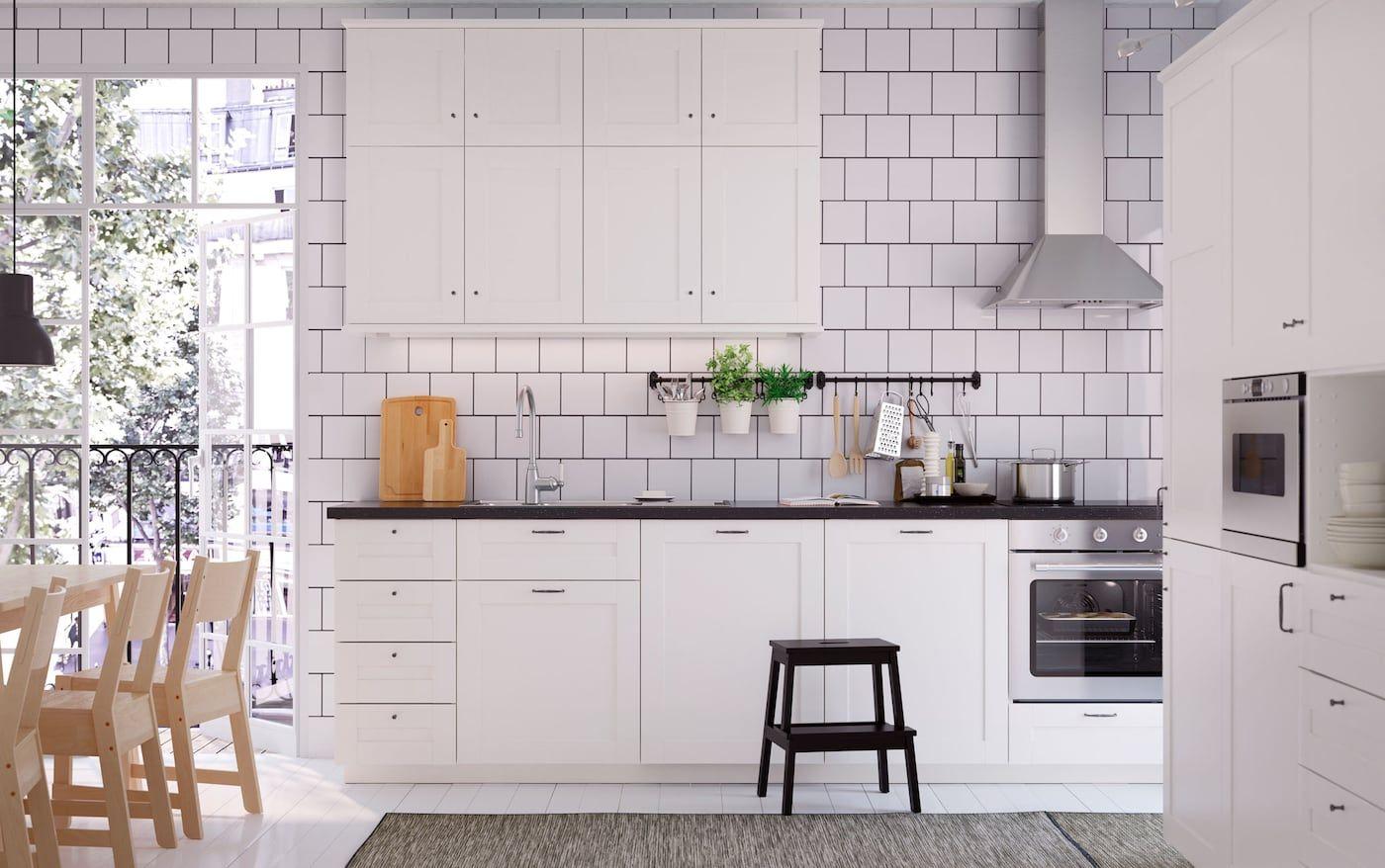 Déco Cuisine : notre galerie de photos Cuisine  Ikea küche