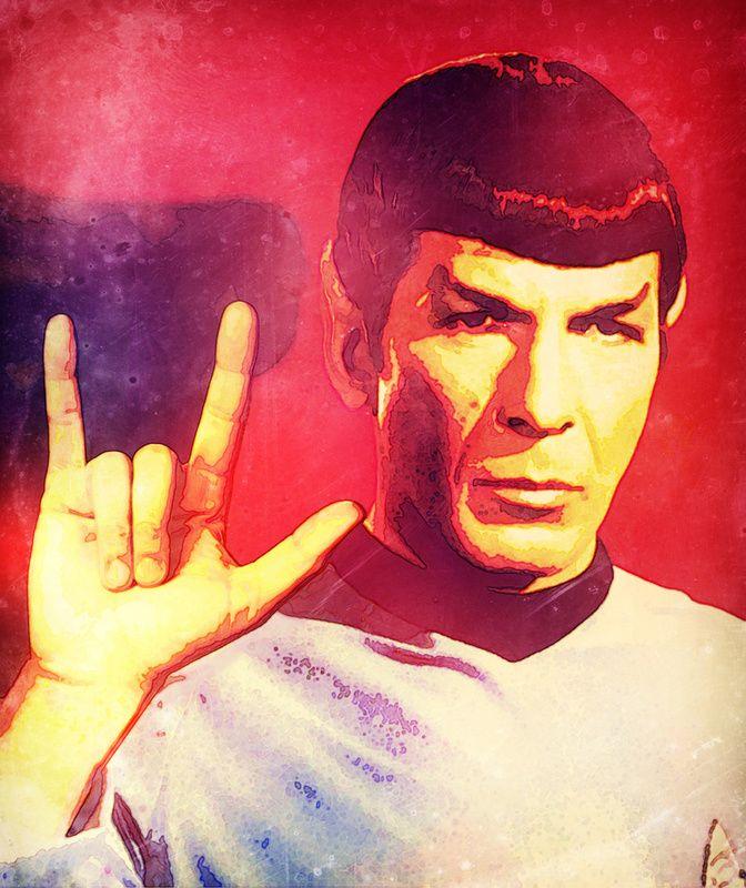 Spock Rocks