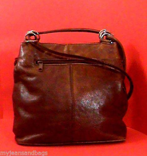 Bechamel Vintage Leather Shoulder Bag Purse Bechamel 2db3fd4cd2885