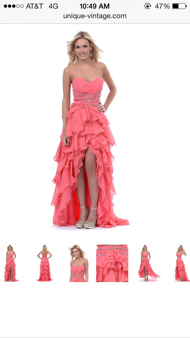 So everybody here is my prom dress | Fashion | Pinterest