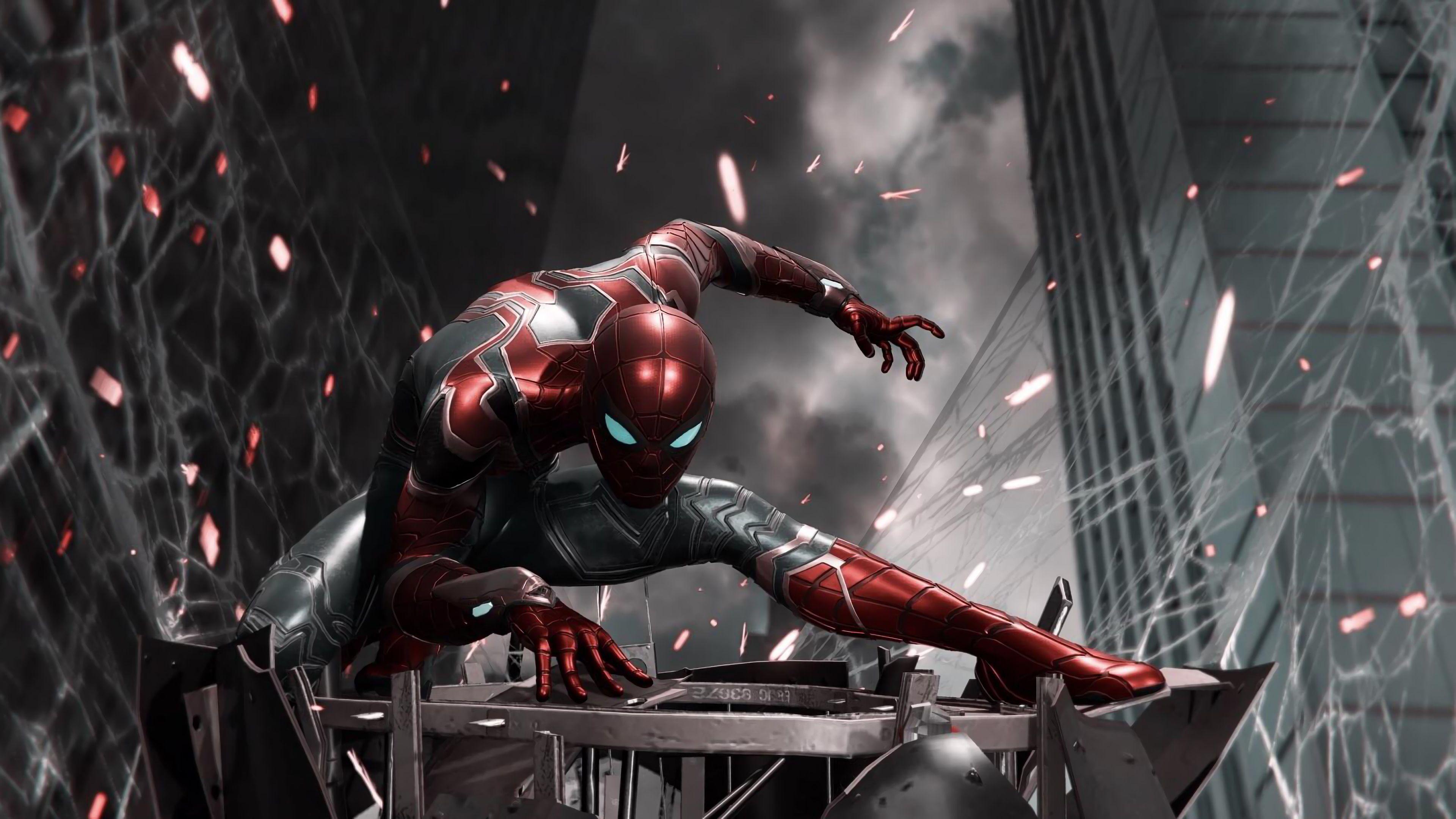 Pin By Ilya Nadyrshin On Spider Man Wallpapers Spiderman