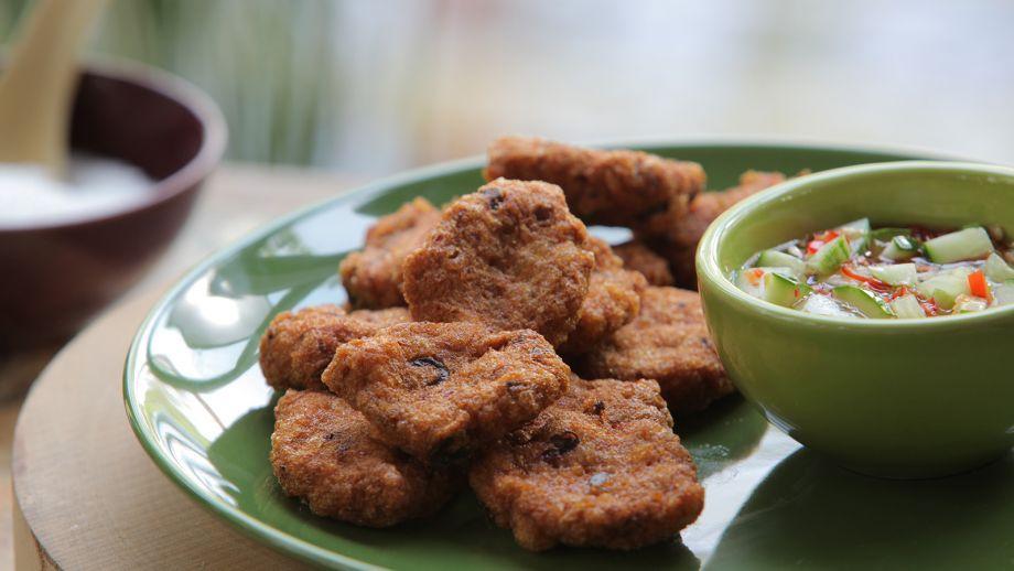 Tod Mun Pla (Croquetas de pescado tailandesas) - Marion Grasby - Receta - Canal Cocina
