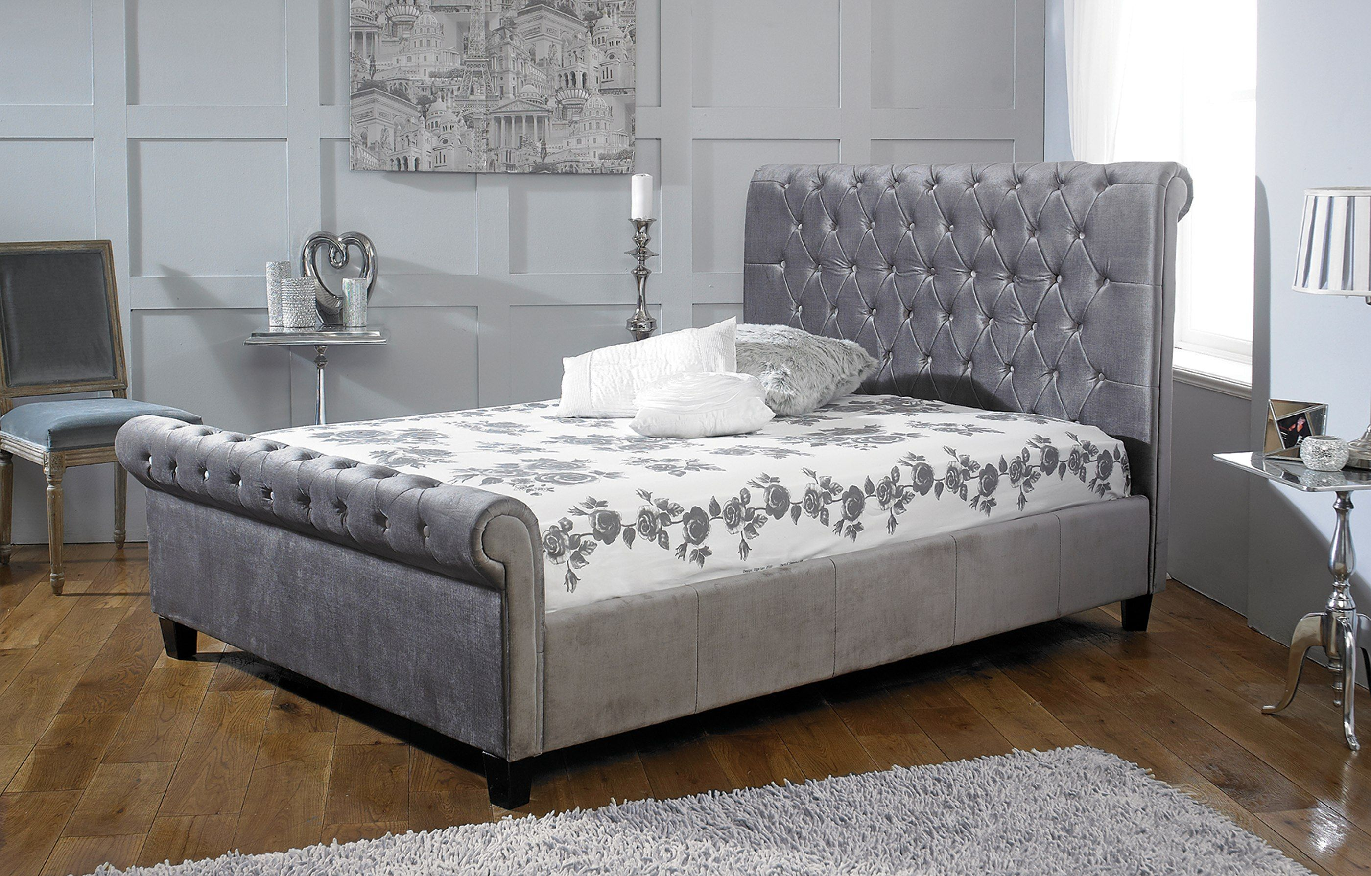 Duvet Covers & Bedding Sets in 2019 Velvet bed frame