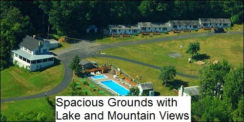 lake george pet friendly motel cabins accommodations at hill view rh pinterest com