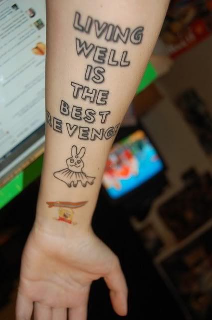 Rem Tattoo : tattoo, R.E.M., Tattoo...awesome!, Tattoos,, Tattoo, Quotes,