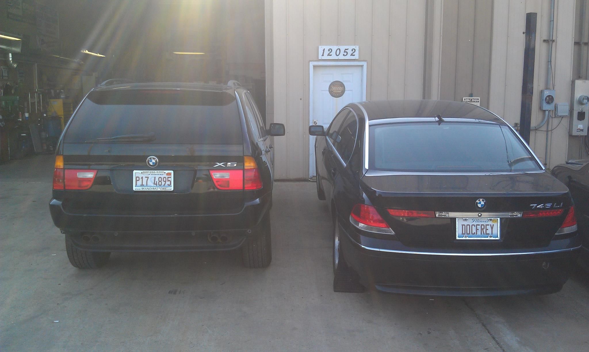 Foreign automotive repair shop in Plainfield, Illinois