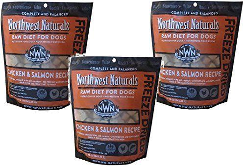 (3 Pack) Northwest Naturals Raw Rewards Freeze Dried