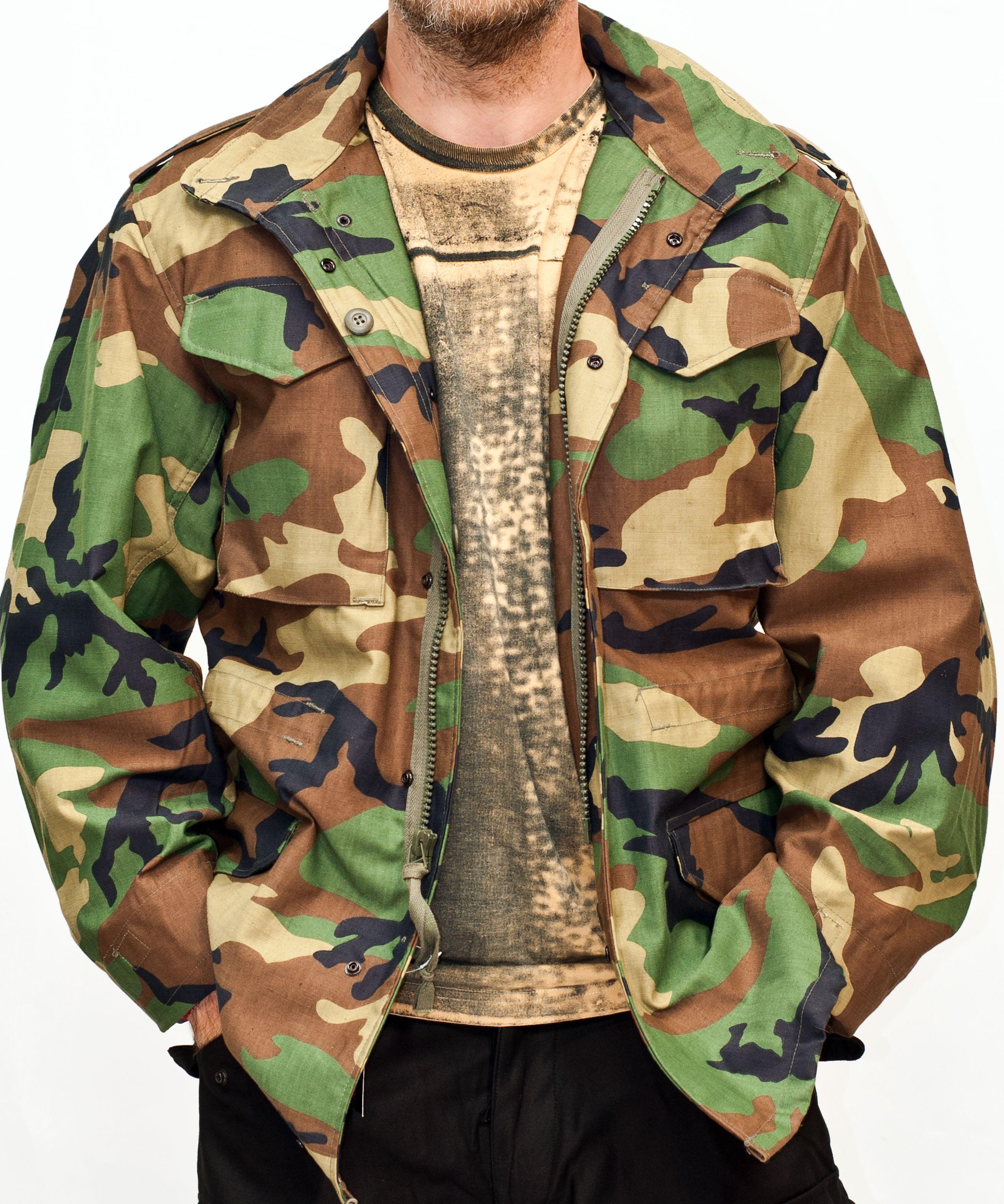 8b822fc61e M65 terepmintás kabát | Terepmintás ruhák ekkor: 2019 | Military ...