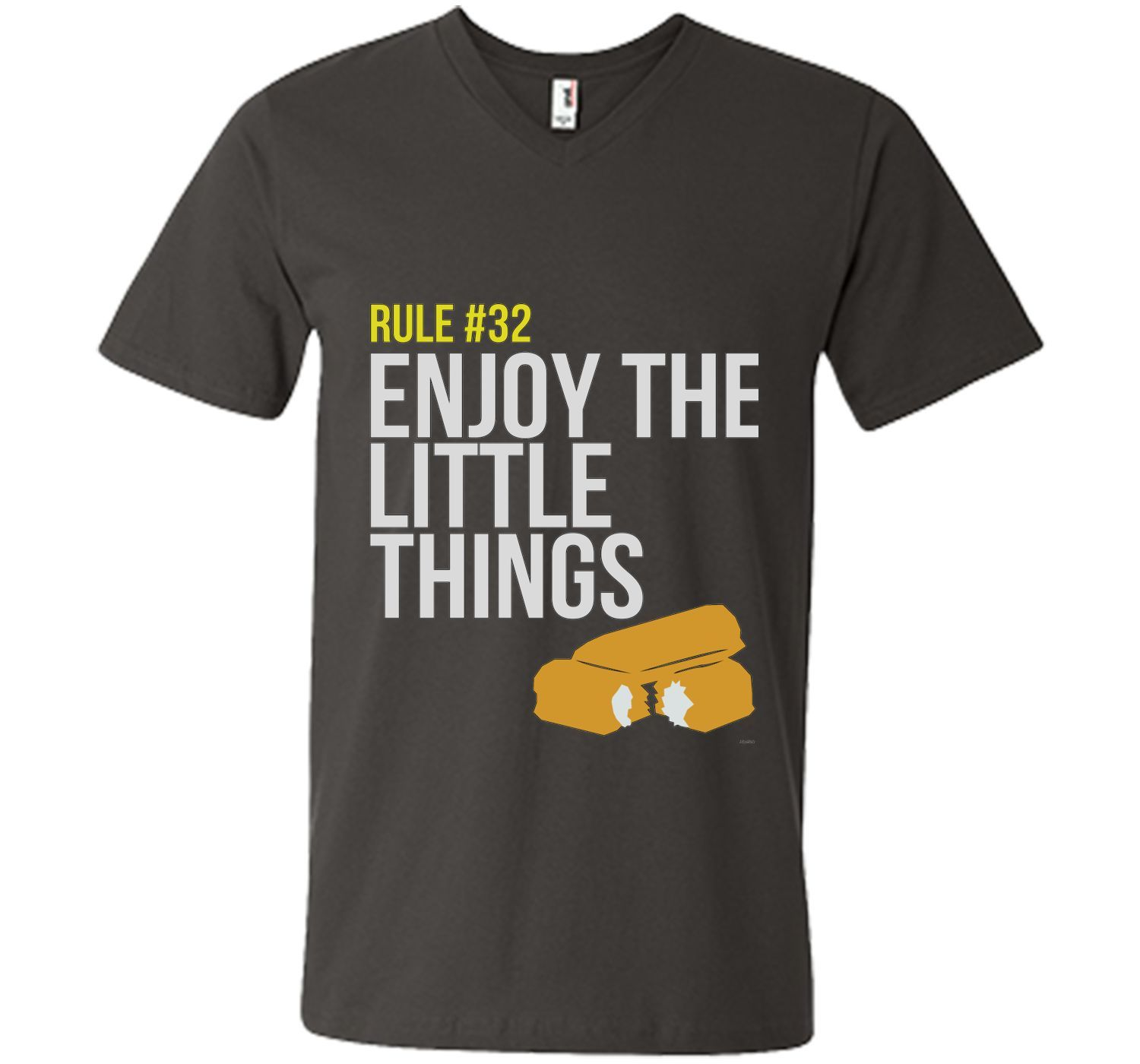 Zombie Survival Guide - Rule #32 - Enjoy the Little Things tshirt
