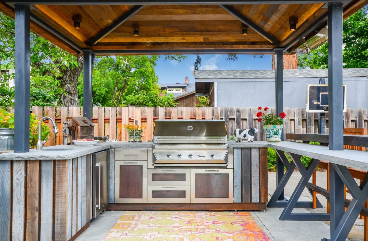 Gallery Outdoor Kitchen Outdoor Kitchen Design Outdoor Living