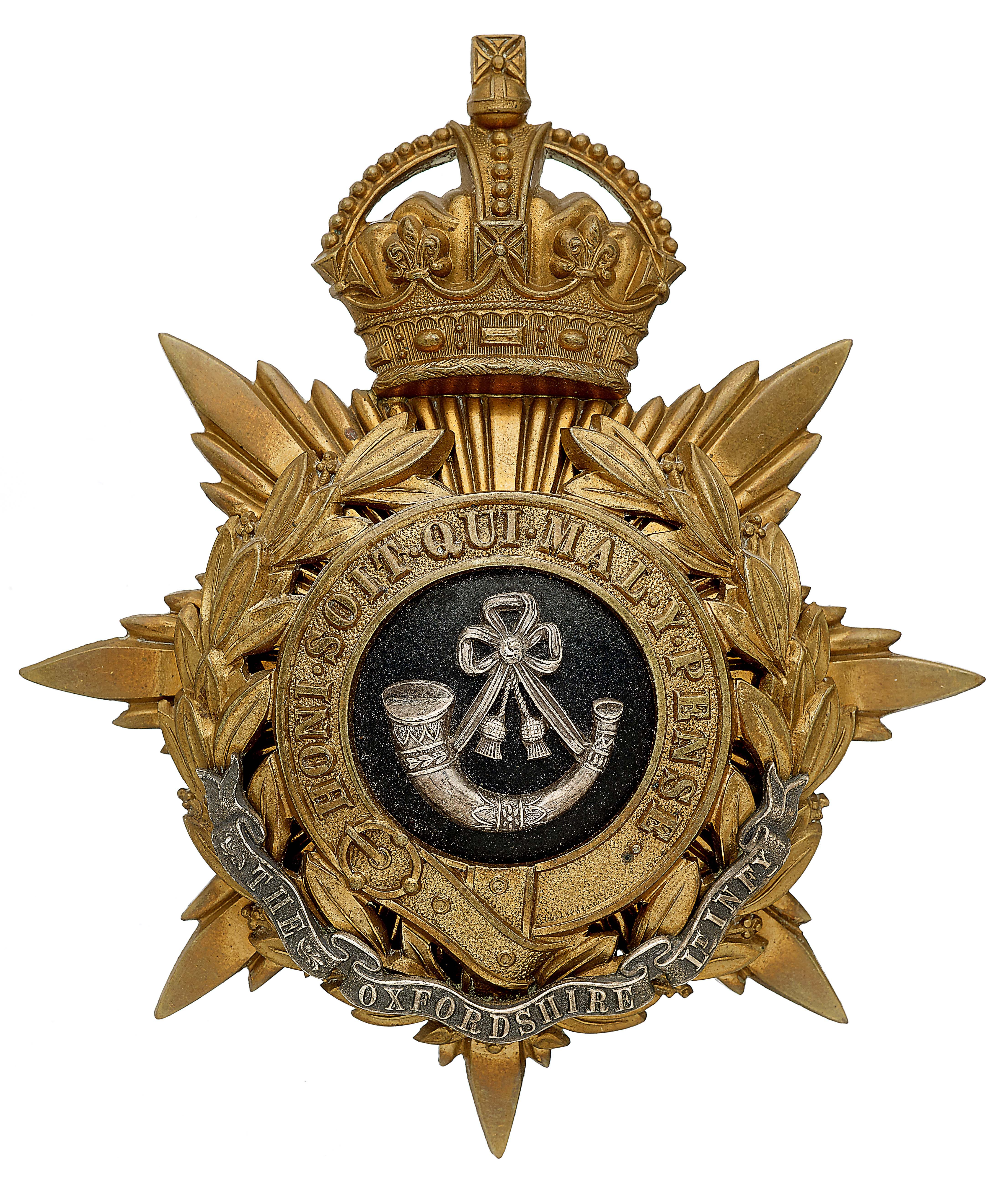Oxfordshire and Buckinghamshire Light Infantry (43/52nd Regiments)