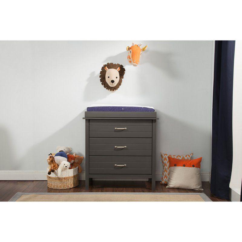 DaVinci Asher 3 Drawer Changer & Dresser