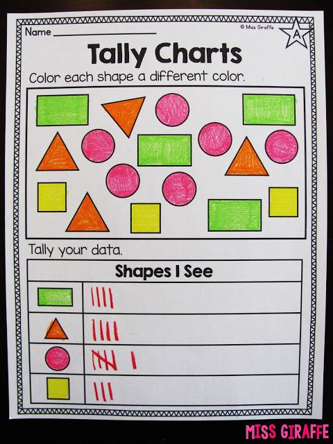 Graphing and Data Analysis in First Grade   Mathematik, Kind und Schule