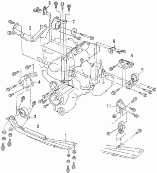 Wiring diagram for nissan 1400 bakkie (With images